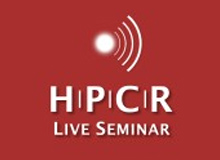 HPCR Live Seminar