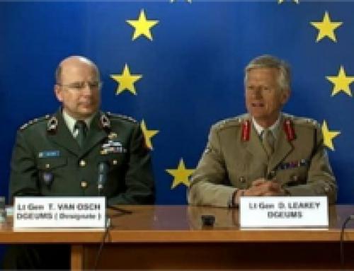 EU Competence in CFSP