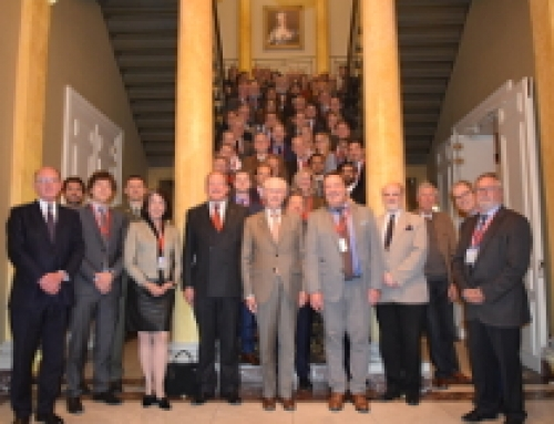 ECIL co-hosts international conference in Bruges