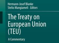 Commentary on Articles 28, 29 and 37 TEU